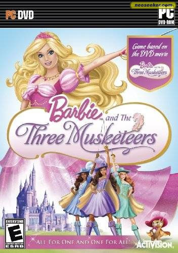 Barbie and the Three Musketeers - PC - NTSC-U (North America)