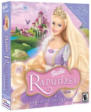 Barbie as Rapunzel - PC - NTSC-U (North America)