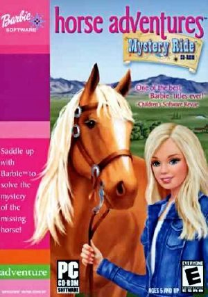 Barbie Horse Adventures: Mystery Ride - PC - NTSC-U (North America)