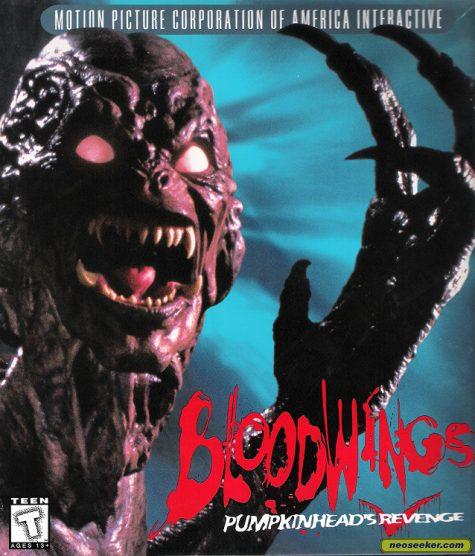 Bloodwings: Pumpkinhead's Revenge - PC - NTSC-U (North America)
