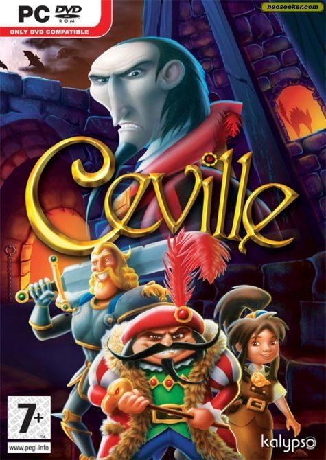 Ceville - PC - PAL (Europe)