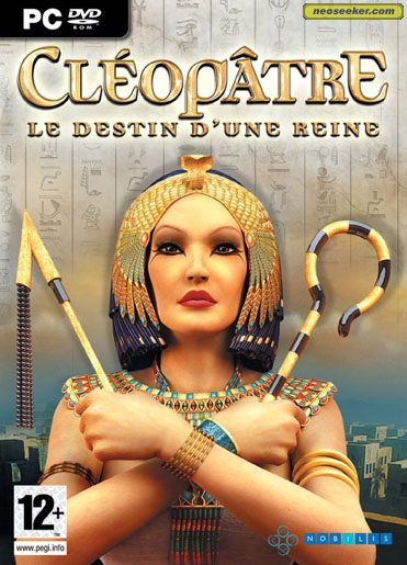 Cleopatra: A Queen's Destiny - PC - PAL (Europe)