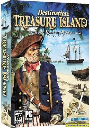 Destination: Treasure Island - PC - NTSC-U (North America)
