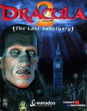 Dracula: The Last Sanctuary - PC - PAL (Europe)