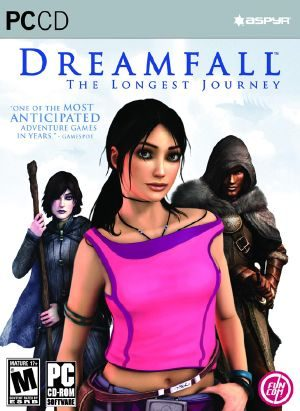 Dreamfall: The Longest Journey 2 - PC - NTSC-U (North America)