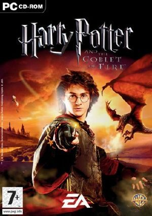 Harry Potter and the Goblet Of Fire - PC - PAL (Europe)