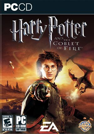 Harry Potter and the Goblet Of Fire - PC - NTSC-U (North America)