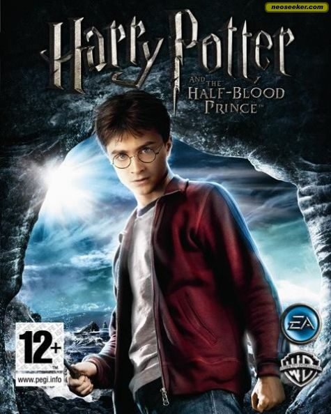 Harry Potter and the Half-Blood Prince - PC - PAL (Europe)