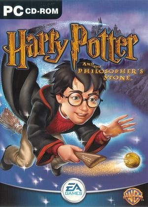 Harry Potter and the Sorcerer's Stone - PC - NTSC-U (North America)