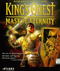 King's Quest VIII: The Mask of Eternity - PC - NTSC-U (North America)
