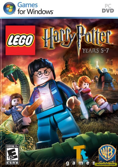 LEGO Harry Potter: Years 5-7 - PC - NTSC-U (North America)