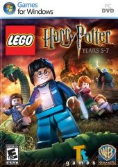 Box shot of LEGO Harry Potter: Years 5-7 [North America]