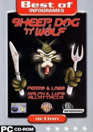 Looney Tunes: Sheep, Dog 'n Wolf - PC - PAL (Europe)