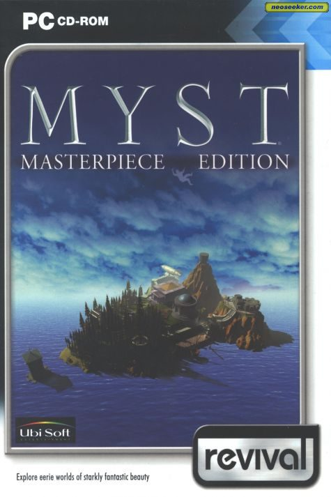Myst: Masterpiece Edition - PC - PAL (Europe)