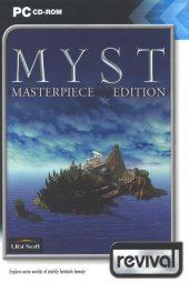 Box shot of Myst: Masterpiece Edition [Europe]