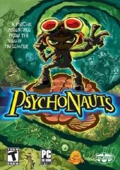 Box shot of Psychonauts [North America]