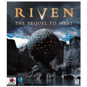 Riven: The Sequel to Myst - PC - NTSC-U (North America)