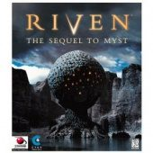 Box shot of Riven: The Sequel to Myst [North America]