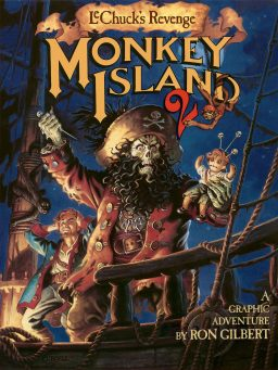 Secret of Monkey Island 2: LeChuck's Revenge - PC - NTSC-U (North America)
