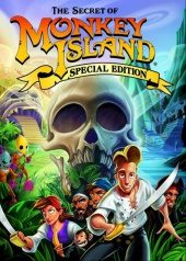 Box shot of Secret of Monkey Island [North America]