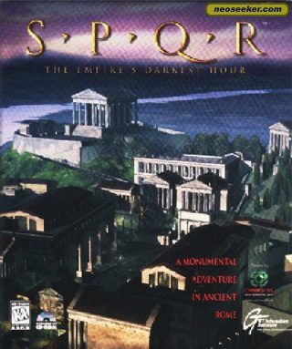 SPQR: The Empire's Darkest Hour - PC - NTSC-U (North America)