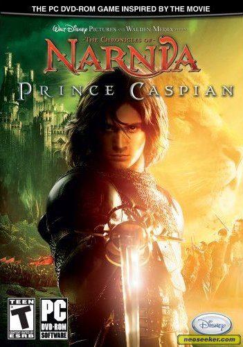 The Chronicles of Narnia: Prince Caspian - PC - NTSC-U (North America)