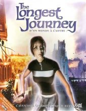 Box shot of The Longest Journey [Europe]