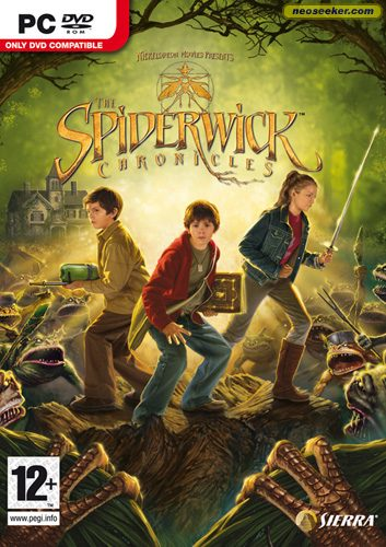 The Spiderwick Chronicles - PC - PAL (Europe)