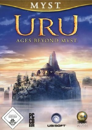 Uru: Ages Beyond Myst - PC - NTSC-U (North America)