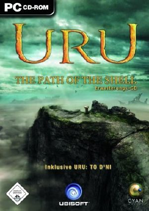 Uru: Path of the Shell - PC - PAL (Europe)