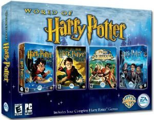 World of Harry Potter - PC - NTSC-U (North America)