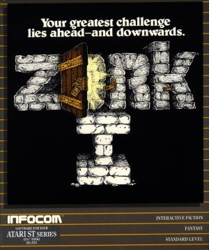 Zork I: The Great Underground Empire - PC - NTSC-U (North America)