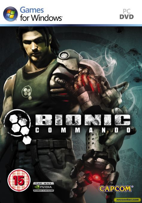 Bionic Commando - PC - PAL (Europe)