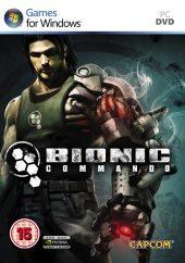 Box shot of Bionic Commando [Europe]