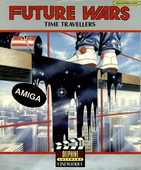 Future Wars: Adventures In Time - PC - NTSC-U (North America)