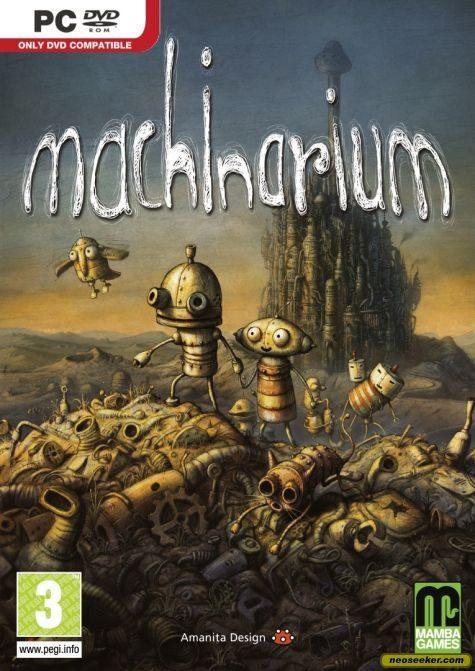 Machinarium - PC - PAL (Europe)