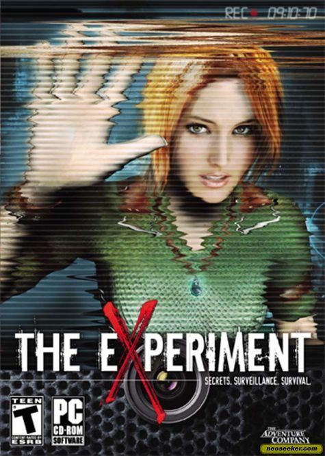 The Experiment - PC - NTSC-U (North America)