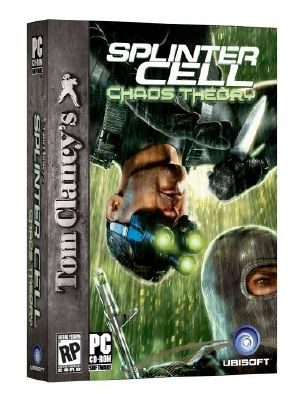 Tom Clancy's Splinter Cell: Chaos Theory - PC - NTSC-U (North America)