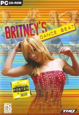 Britney's Dance Beat - PC - NTSC-U (North America)