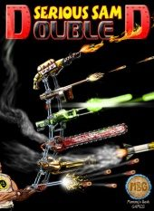 Serious Sam: Double D (North America Boxshot)