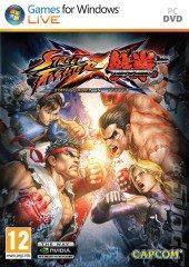 Box shot of Street Fighter X Tekken [Europe]