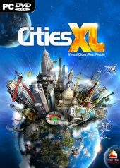 Box shot of Cities XL [North America]