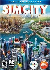 Box shot of SimCity 2013 [North America]
