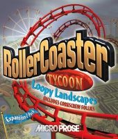 Box shot of RollerCoaster Tycoon: Loopy Landscapes [North America]
