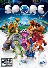 Box shot of Spore [North America]