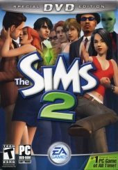 Box shot of The Sims 2 [North America]