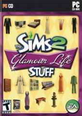 Box shot of The Sims 2: Glamour Life Stuff [North America]
