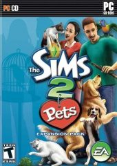 Box shot of The Sims 2: Pets [North America]