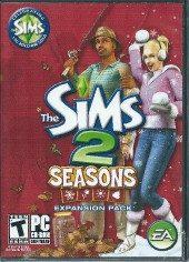 Box shot of The Sims 2 Seasons [North America]