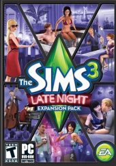 Box shot of The Sims 3: Late Night [North America]